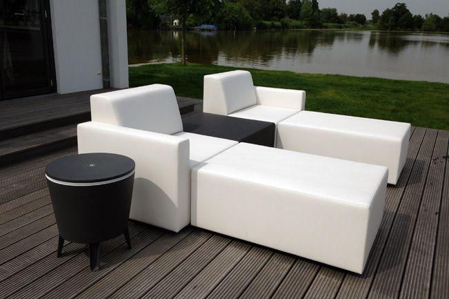 Lounge tuinstoelen lounge tuinstoel dutch rivi ra - Moderne lounge stijl ...